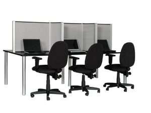 TOFI Desk-Top Glazing