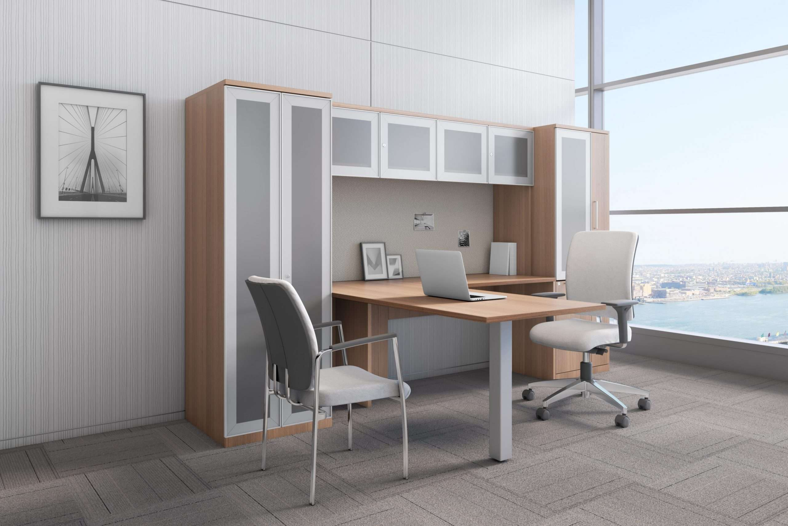 Global contract Desking