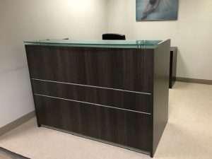 TOFI Reception Desks